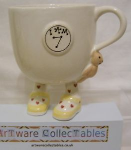 Carlton Ware Lustre Pottery Walking Ware  'I Am 7'  Birthday Cup